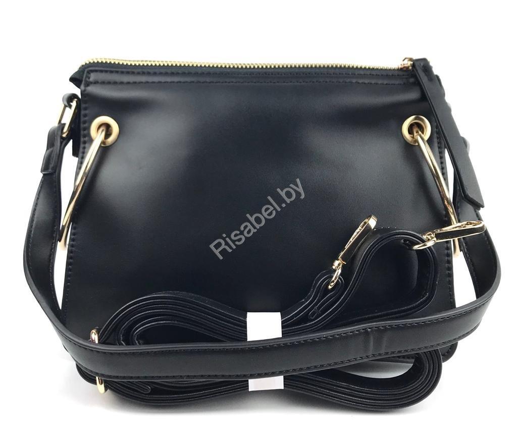 50d1ac16f837 Сумка женская, цвет: Черный (артикул: 09-362), купить по доступной цене.
