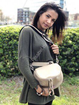 e9d091630334 Сумка женская NAOMI, цвет: Бежевый (артикул: Naomi (biege)), купить по  доступной цене.